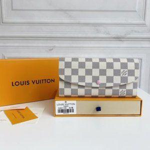 LOUIS VUITTON women Wallet N60136